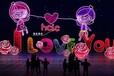 宁波灯光展览出售光雕展梦幻厂家供应全国