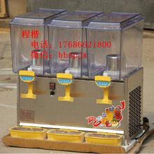 济南冷热果汁机价格现调果汁机图片