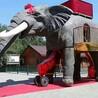 机械大象出租机械大象厂家
