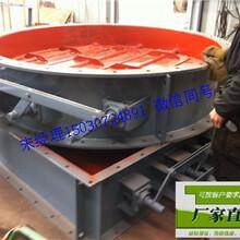 洛阳电动调节圆风门生产厂家图片
