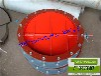 日照焊接式圆风门生产厂家