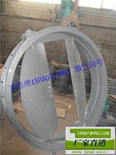 镇江多叶片钢制圆风门生产厂家图片