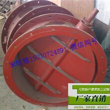 锦州多叶片钢制圆风门生产厂家图片