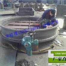 宜昌不锈钢圆风门生产厂家图片