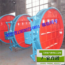 龙岩锅炉电动圆风门厂家图片
