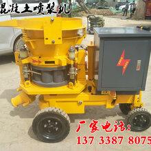 菏泽鄄城县边坡支护混凝土喷浆机多少钱一台