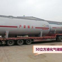 合肥市20立方地埋液化气储罐25立方液化气储罐130立方丙烷储罐图片