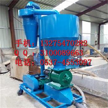 廠家直銷定做農業軟管吸糧機風力型稻谷氣力吸糧機