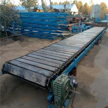 专业生产管链输送机加工各种规格升降式链板输送机视频加工厂家图片