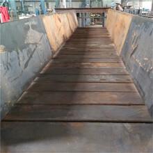 常德东莞链板输送机厂家加宽链板输送机调试制造厂家图片