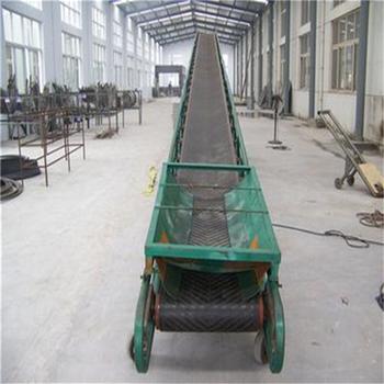深圳运行平稳移动皮带输送机正反转传送机