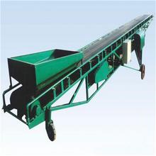 泰安皮带输送机专业生产建筑专用输送机图片