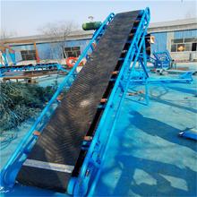 四平槽钢大架传送带厂家推荐码头输送机图片