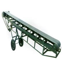 本溪粉料输送皮带机热销专用防滑输送机图片