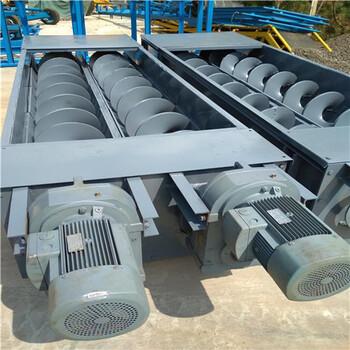 泰州市碳钢螺旋提升机行走式圆管倾斜上料机