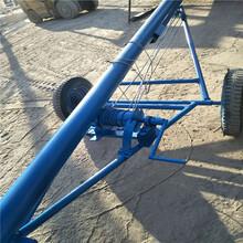 原装螺旋提升机厂轴承密封圆管式螺旋提升机价格哪里专卖图片