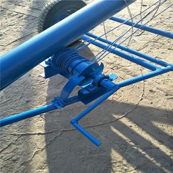 克拉玛进口螺旋提升机电话防尘瓜子绞龙提升机