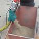 家用曬場收糧機氣力吸糧機直銷Ljxy家用電軟管吸糧機