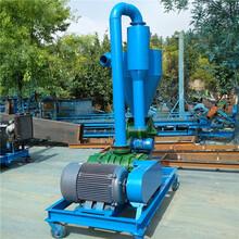 裝倉風力輸送機價格低大型多功能吸糧設備廠家圖片
