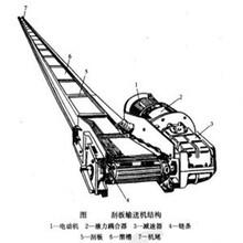 江门煤炭刮板输送机批发矿用皮带机型号水泥粉刮板机图片