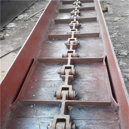 炉渣用刮板输送机1