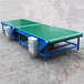 散料輸送機械定做PV皮帶機LJXY積放式滾筒輸送機