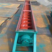 各种型号规格输送机280管式U型螺旋输送机图片