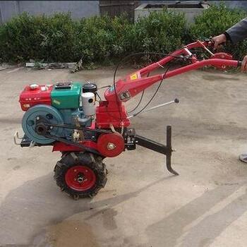 全自动汽油旋耕机小型农作旋耕翻土机价格