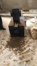 新型秸秆压块机成型机木屑颗粒机西藏图片