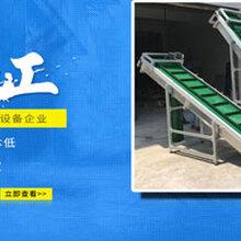 鹰潭模块网带输送机专业生产提升爬坡输送图片
