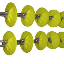 揭阳专业订制管链输送机报价直销石英砂灌仓垂直管链机图片