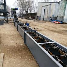 沙厂用刮板机油泥渣粉埋刮板机型号全X7图片