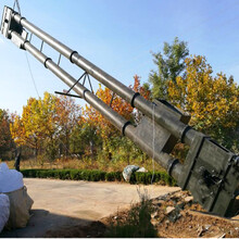 開封不銹鋼管鏈提料機碳粉煤灰管鏈輸送機價格ljy6圖片