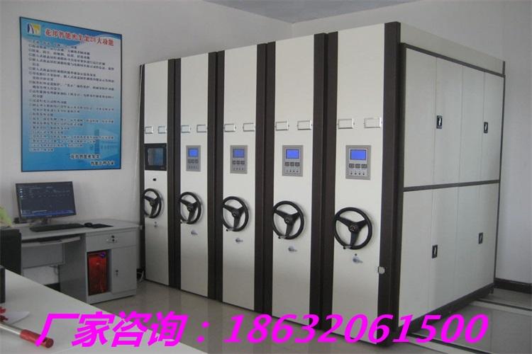 休宁县智能电动档案架多少钱