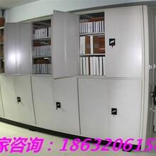 咸宁网片式油画密集架办公图片