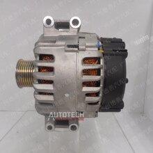 宝马740LI发电机,ABS泵,方向机助力泵等配件图片