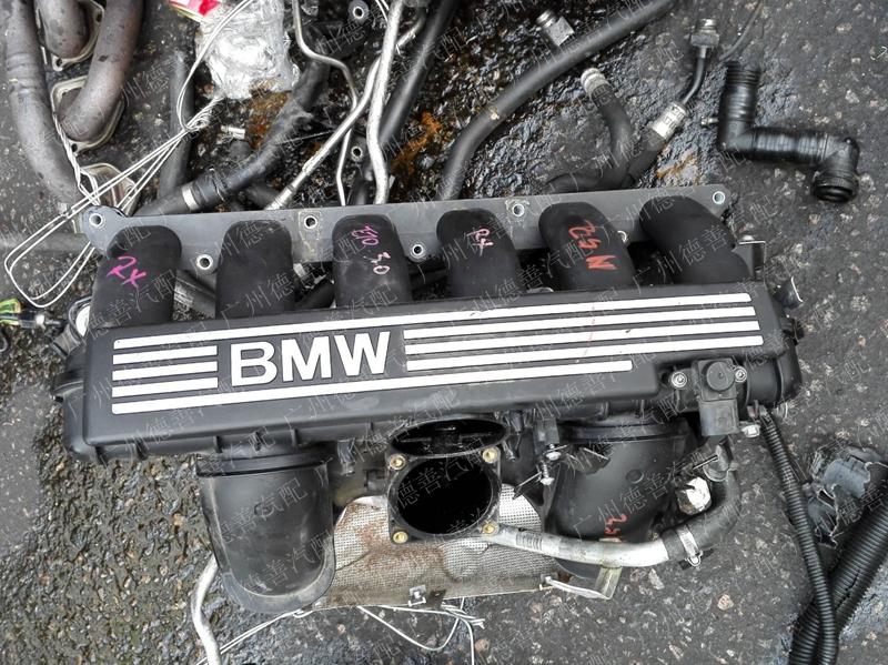 宝马730LI进气歧管,压差传感器,进气调解阀