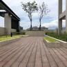 户外木共挤地板140S25H空心塑木地板厂家直销