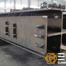 钢构厂房施工公司,山东钢结构工程-三维钢构图片