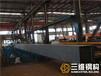 多跨鋼結構廠房公司,鋼結構公司廠房-三維鋼構