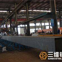 钢结构加工制作厂,钢结构工程制作公司-三维公司图片