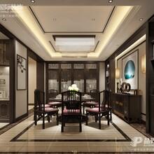 重庆公园王府2—别墅装修设计—中式风格