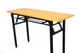 重庆专业定制会议桌长桌简约现代板式洽谈桌椅组合办公职员培训桌