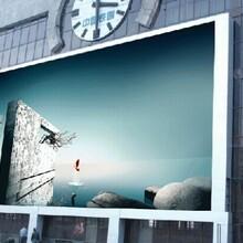 户外P5.926-9S表贴节能屏深圳LED显示屏厂家直销图片