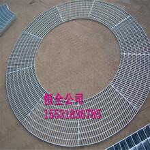 異形鋼格柵板制造廠家本溪異形鋼格柵板生產廠家--恒全鋼格柵板圖片