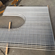 濟源水溝蓋板廠家,鍍鋅溝蓋板廠家報價各種規格定做圖片