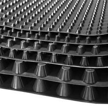 长治塑料排水板厂家A黑龙江塑料排水板现货A四川塑料排水板厂家A绥化塑料排水板直销图片