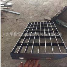 鍍鋅鋼格柵板規格開封鍍鋅鋼格柵板廠家規格-恒全圖片