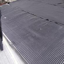 昆明排水板廠家A蓄排水板報價A1.5公分塑料排水板A排水保護板廠家圖片