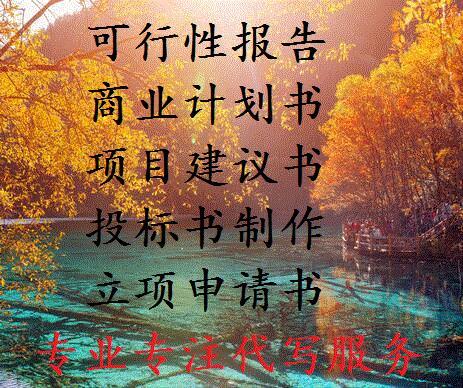 郑州代写项目稳定回报论证报告谁说成功投资很难